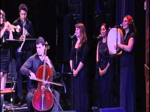 Samai Nahawand (Mesut Jemil Bey)- Performed by the Berklee Middle Eastern Fusion Ensemble