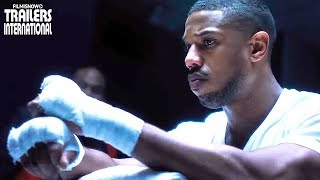 CREED II (2018) | Stallone e Michael B. Jordan retornam no trailer legendado