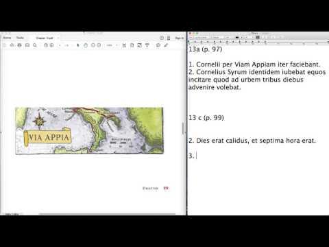 Ecce Romani 13c YouTube