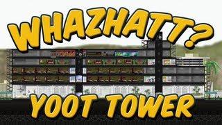 Whazhatt? - Yoot Tower (SimTower 2)