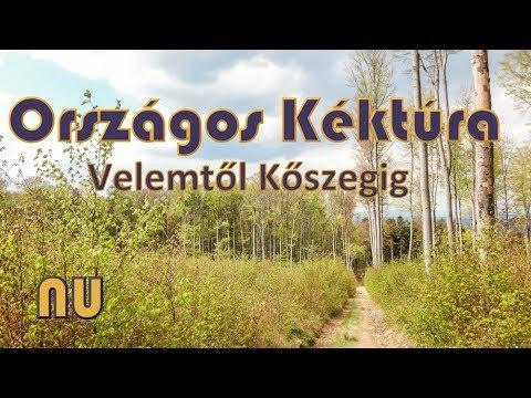 Országos Kéktúra  01 Velem, Írottkő, Kőszeg