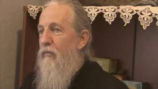 Схиархимандрит Алипий. Настоятель Никольского монастыря с 2004-2013 гг. Фильм 1
