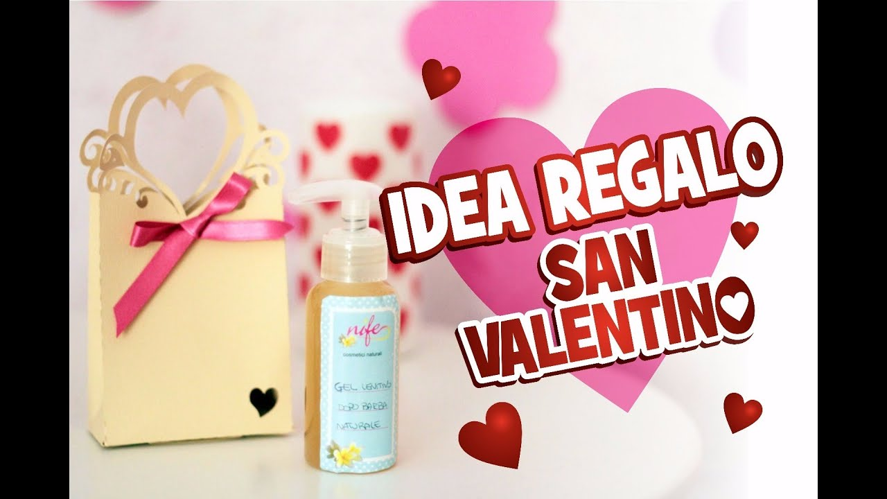 Idea regalo per san valentino 2016 per lui diy for Regali per