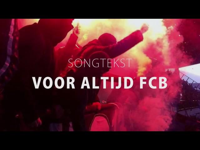 Songbook | Voor Altijd FCB