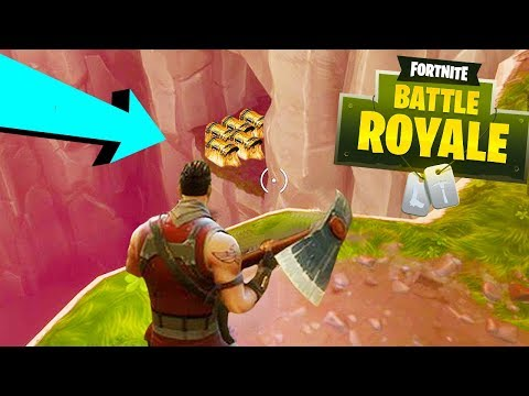 Top 10 Facts - Fortnite (Secret Spots Edition)