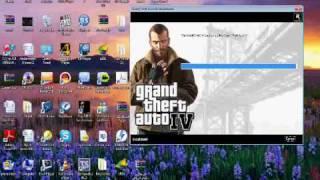 شرح تثبيت اللعبة  GTA IV + تحميل آلبآتشآت + الكرآكآت
