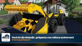 "[""farming simulator"", ""cattle and crops"", ""pure farming"", ""spintires mudrunner"", ""fs 19"", ""ls 19"", ""fs 19 mod"", ""modding"", ""simulagri modding"", ""emily"", ""godet"", ""desileuse"", ""mélangeuse"", ""agriculture"", ""melodis 50"", ""téléscopique""]"
