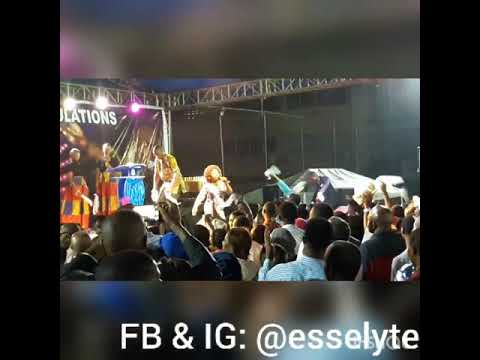 Download ESSELYTE THRILLED THE CROWD AT NATIONAL STADIUM