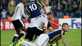 Fenerbahçe vs Krasnodar 1-1 Genis Maç Özeti 22/02/2017