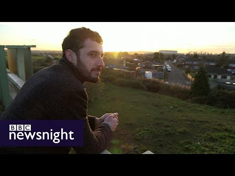 Jack Shenker: Tilbury and the story of a changing UK – BBC Newsnight