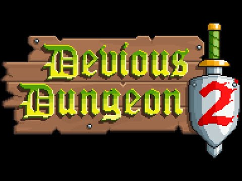DEVIOUS DUNGEON 2 | iOS / ANDROID GAMEPLAY TRAILER
