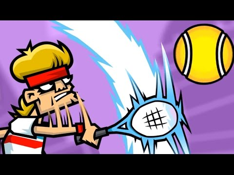 Similar to Angry Birds! | Tennis In The Face |