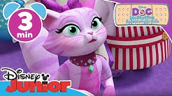 Willow's Schnurhaare - Doc McStuffins | Disney Junior Kurzgeschichten