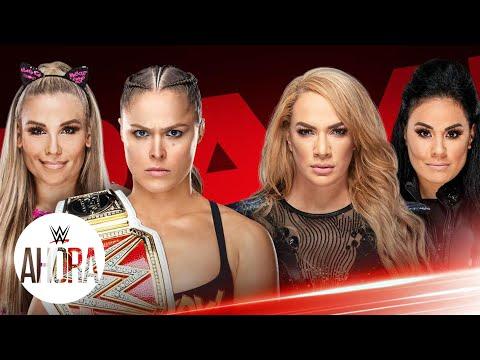 5 Cosas que debes saber antes de Raw: WWE Ahora, Dic. 03, 2018
