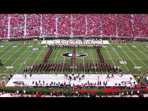 Georgia Redcoat Band - Glory