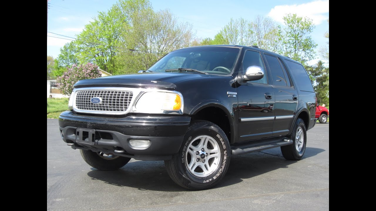 2001 ford expedition xlt 4x4 5 4l v8 8 passenger sold