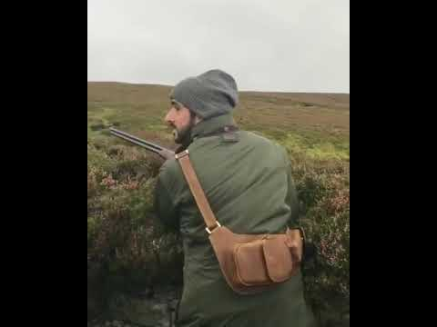 FAZZA on Grouse hunting trip in Yorkshire 2017.09.07