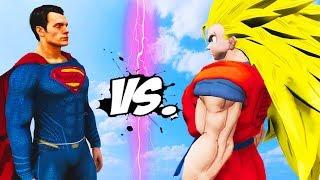 SUPERMAN VS GOKU - EPIC BATTLE