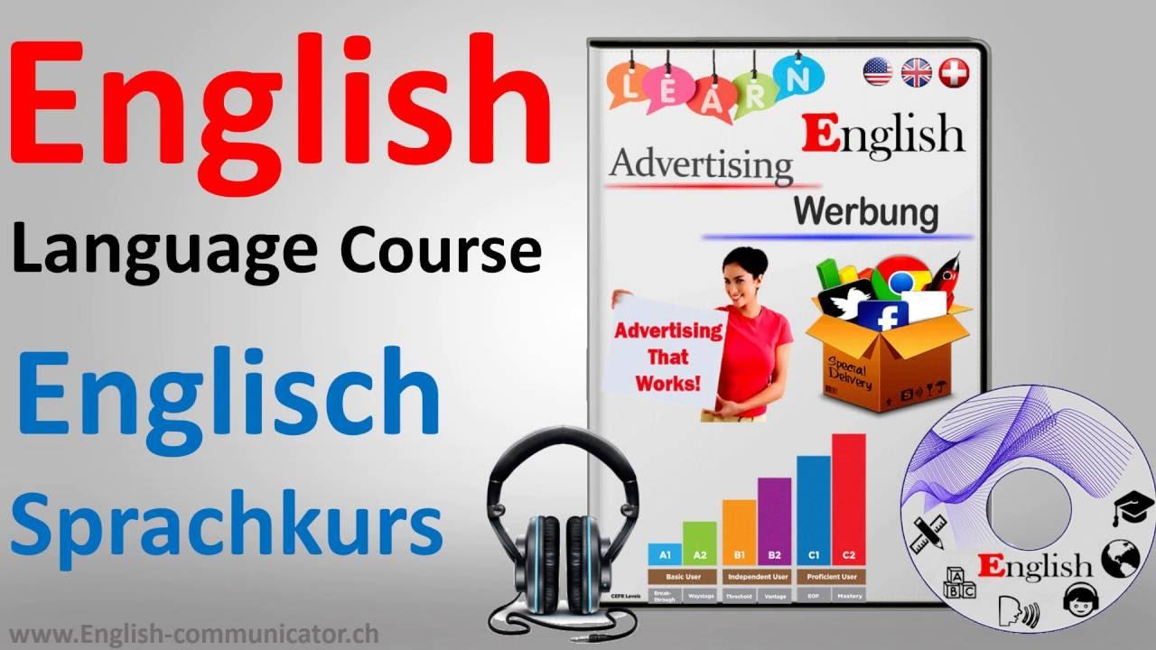Werbung Englisch