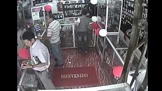 banda de ladrones de eje cafetero de armenia quindio robo en sevilla valle del cauca