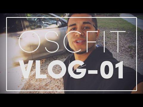 My first VLOG (on Christmas Eve) - OSC Vlog 01