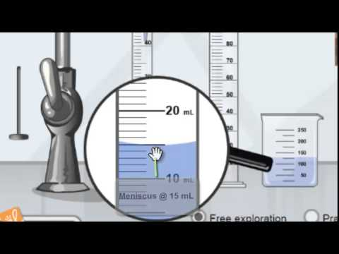Tools of Measurement: Graduated Cylinder and Triple Beam Balance