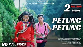 Petung Petung ll Kau Bru Official Music Video Song 2021.ll Sophiya & Hiresh.