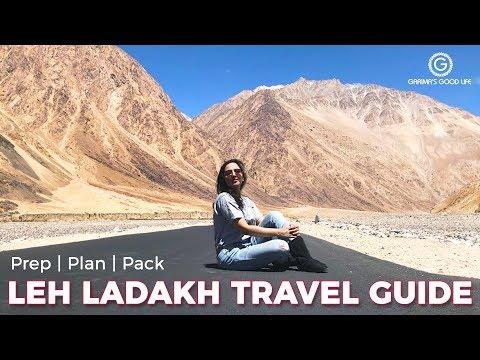 Ladakh Travel Guide| Preparation & Packing for Ladakh Trip