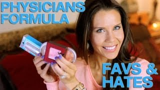 DRUGSTORE FAVORITES & HATE ITS | Physicians Formula Face
