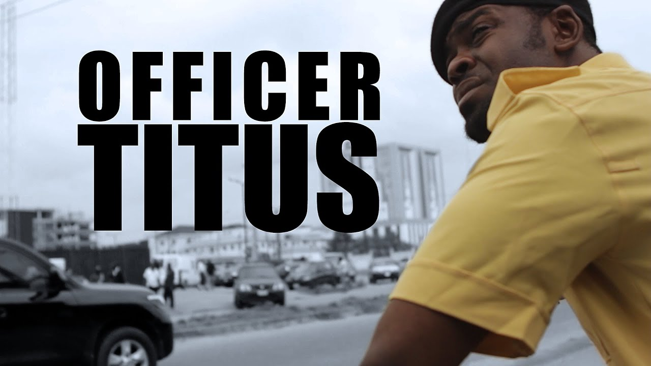 """Episode 3 - Officer Titus """"Busted"""""""