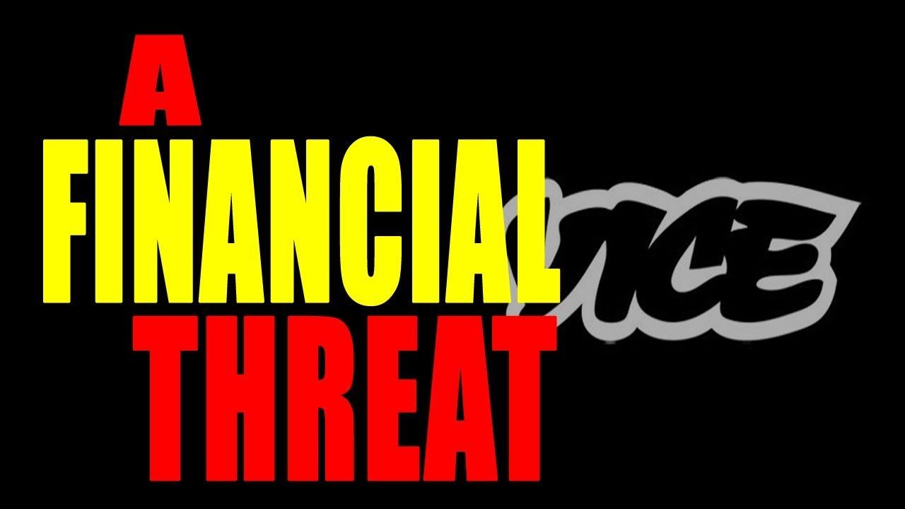 10-11-2018: A Financial Threat