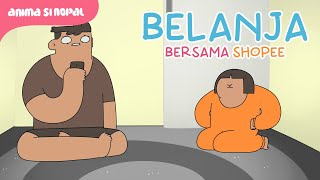 Belanja - Animasinopal X Shopee