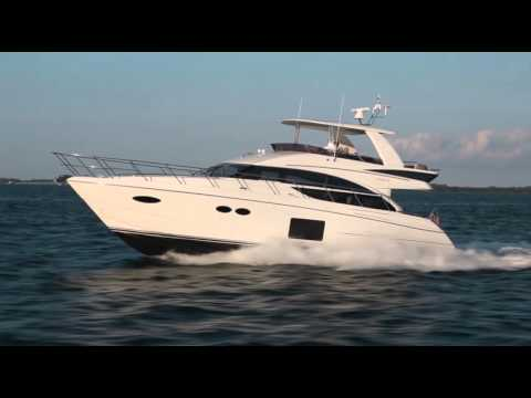 A brand new 56 Flybridge is available at Freedom Marine