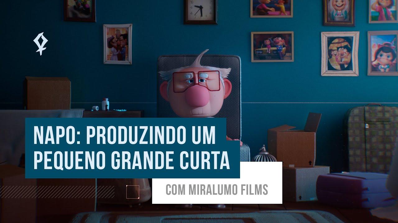 NAPO: Produzindo um pequeno grande curta, com Miralumo Films | Topia 2019