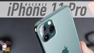 ???? Apple iPhone 11 Pro Recenze: Nudný hardware, ale skvělý ekosystém | WRTECH [4K]