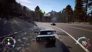 Need for Speed Payback Abandoned Nissan Skyline