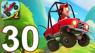 Hill Climb Racing 2 - Gameplay Walkthrough Part 30 - Adventure (iOS, Android)