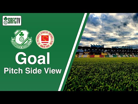 Pitch Side View | Aaron Greene v Pats| 19 March 2021