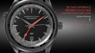 Відео інструкція | Калібр 2893-1 / 2893-2 | Хемілтон годинник
