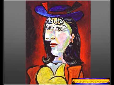 """El amor de Picasso """"DORA MAAR """""""