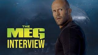 'The Meg' Interview