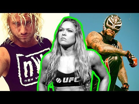 RONDA ROUSEY TO WWE? MYSTERIO RETURNS TO WWE? WHERE'S DOLPH? (DIRT SHEET Pro Wrestling News Ep. 55)