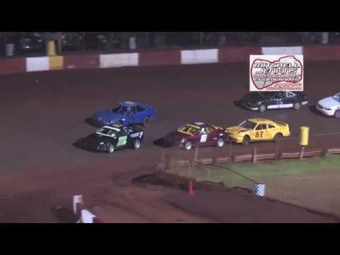Dixie Speedway Stinger(From 03/11/2017) Makeup Feature 04/08/2017