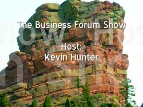 The Business Forum Show Jingle - Host: Kevin Hunter