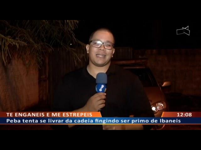 DF ALERTA - Caozeiro finge ser primo de governador para se livrar do corró
