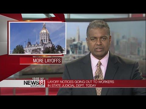 Layoffs hit state Judicial Branch