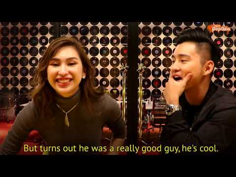 Alvin Chong & Isabela Vinzon on making music together