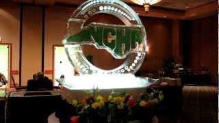 Ice Occasions Of Nc Sculpture Delivery