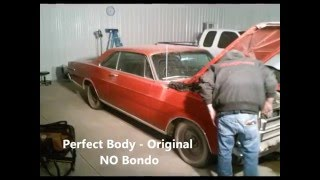 428 4 Speed 1966 Galaxie - Pulled from the Barn & Bringing it Back!