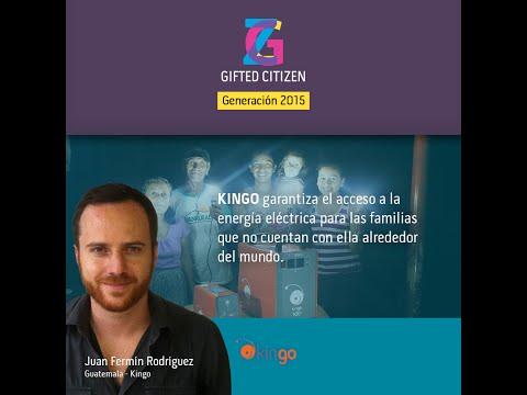 KINGO | Victor Rodríguez | Guatemala | Gifted Citizen 2015